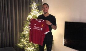 Liverpool to sign Virgil van Dijk on a club-record deal