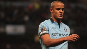 Pep Guardiola to offload Vincent Kompany