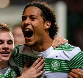 Virgil van Dijk pens Southampton extension