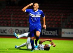 Wahbi Khazri linked with Blackburn move