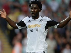 Wilfried Bony staying at Man City