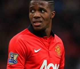 Wilfried Zaha to leave Man Utd in the summer?
