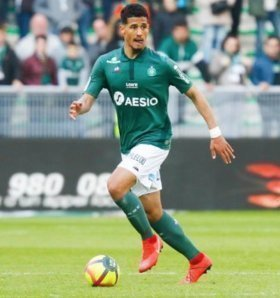 Arsenal and Man City battle for French defender Saliba