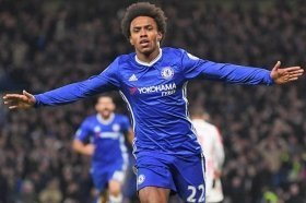 Chelsea attacker Willian reveals dream to play for Real Madrid, Barcelona