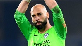 Willy Caballero news