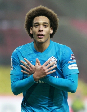Roma to revive Witsel interest