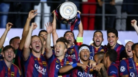 Former Barcelona star has ambitions to manage his old club