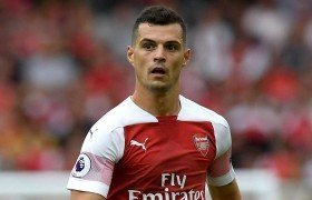 Granit Xhaka provides stunning reaction after Watford draw