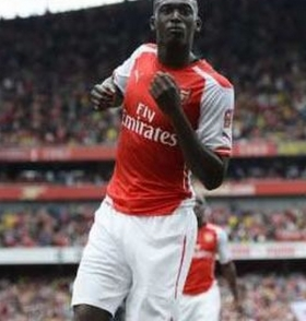 Yaya Sanogo on cusp of Crystal Palace loan move