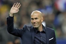 Zinedine Zidane news