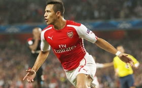 Man City to make Alexis move