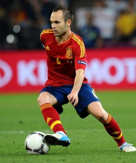 Barcas £70 Million Plot For Iniesta Replacement