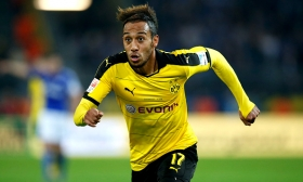 Man Utd, AC Milan to vie for Aubameyang?