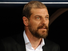 Slaven Bilic future put on hold