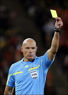 The FA to trial sin bin