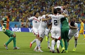 Costa Rica make history
