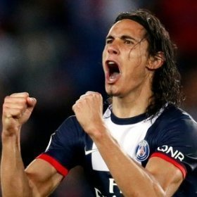 Arsenal remain interested in Edinson Cavani