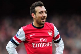 Santi Cazorla hopeful of Arsenal extension
