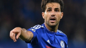 Cesc Fabregas hints he could move to China