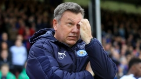 Leicester City part ways with Craig Shakespeare
