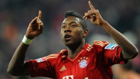 Man Utd monitor David Alaba