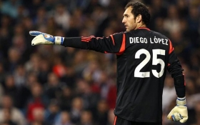 Chelsea could replace Thibaut Courtois with Diego Lopez