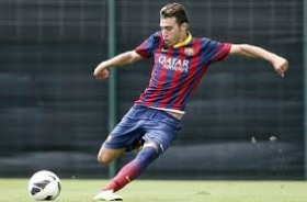 Arsenal ready to battle for Barca starlet
