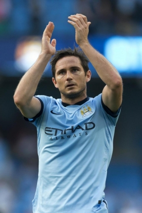 Frank Lampard keen on Man City stay for the season