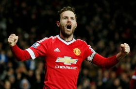 Juan Mata reacts to David de Gea speculation