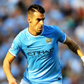 Alvaro Negredo interested in Atletico Madrid move