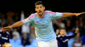 Man City close in on Nolito