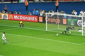 UEFA to introduce new look penalty shootouts