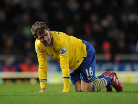 Arsenal receive Aaron Ramsey injury blow