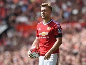 Luke Shaw may hope he is badly injured