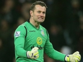 Stoke City make last minute bid for Shay Given