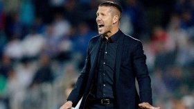 Diego Simeone responds to Everton speculation