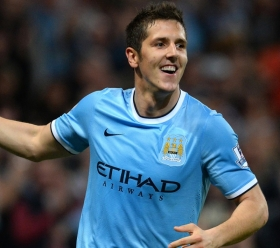 Stevan Jovetic rules out Manchester City exit