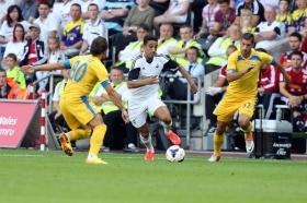 Swansea City rebuff Fulham bid for Neil Taylor