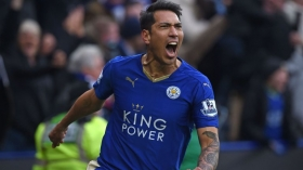 Leicester open to Leonardo Ulloa sale