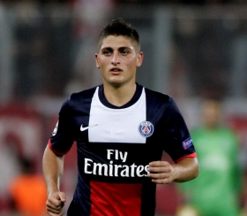 Verratti turns down Barca link