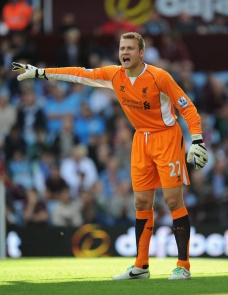 Dropping Simon Mignolet has revitalized the Belgian keeper