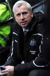 Alan Pardew tried bring forward to Newcastle