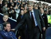 Redknapp backs Arsenal manager