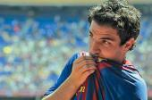 Barcelona Sporting Director Claims United Have Renounced Fabregas Pursuit