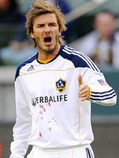Platini slams Beckham to PSG move talk