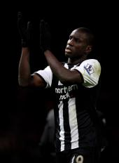Newcastle fear Demba Ba 10m GBP offer