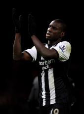 Newcastle fear Demba Ba 10m GBP offer