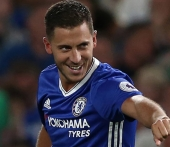 Eden Hazard reveals his admiration for Real Madrid