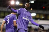 Tottenham forward Adebayor to leave in Jan