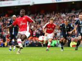 Eboue quits Arsenal for Galatasaray